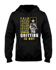 US Army Shirt Hooded Sweatshirt thumbnail