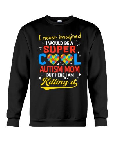 Cool Autism Mom Shirt