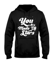 made of stars Hooded Sweatshirt front