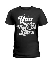 made of stars Ladies T-Shirt tile