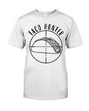 Taco hunter Tshirt Classic T-Shirt front