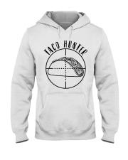 Taco hunter Tshirt Hooded Sweatshirt thumbnail