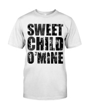 sweet child o'mine Classic T-Shirt front