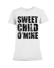 sweet child o'mine Premium Fit Ladies Tee thumbnail