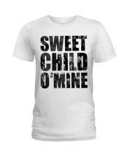 sweet child o'mine Ladies T-Shirt thumbnail