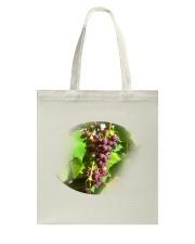 Fresh Grapes Tote Bag thumbnail