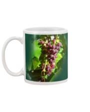 Fresh Grapes Mug back