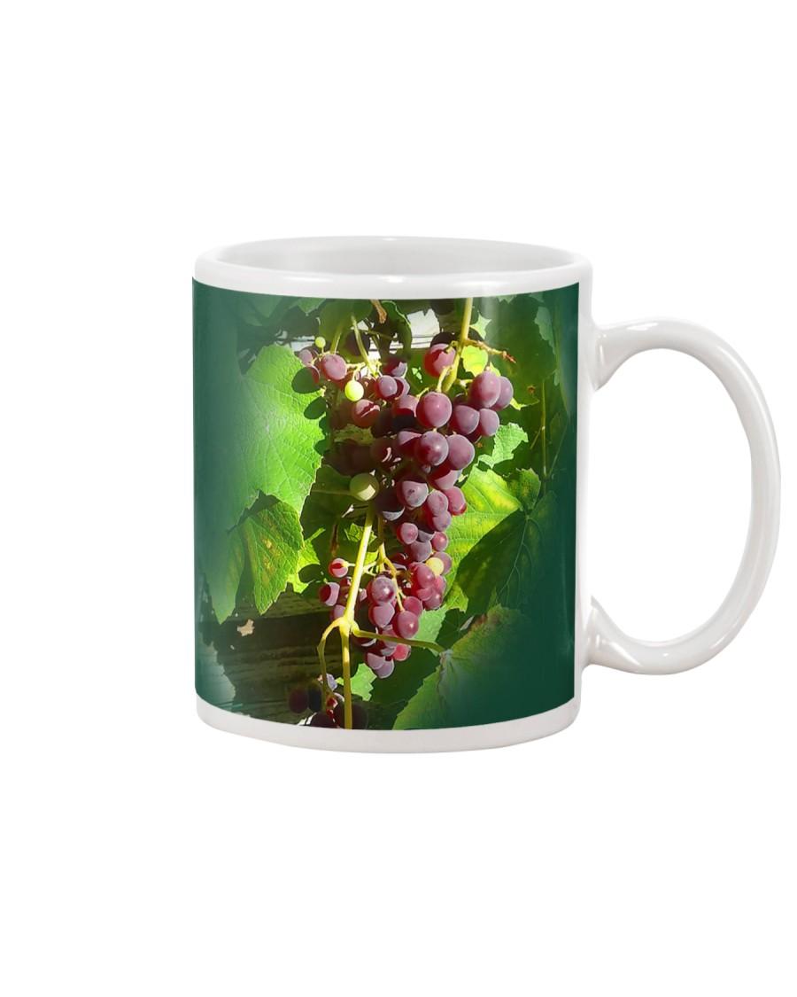 Fresh Grapes Mug