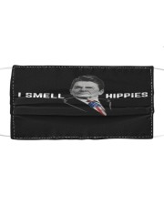 Ronald Reagan I Smell Hippies Face Mask Cloth face mask front