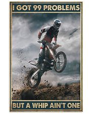 LIMITED EDITION 11x17 Poster front