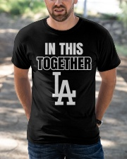 in this together baseball shirt Classic T-Shirt apparel-classic-tshirt-lifestyle-front-50