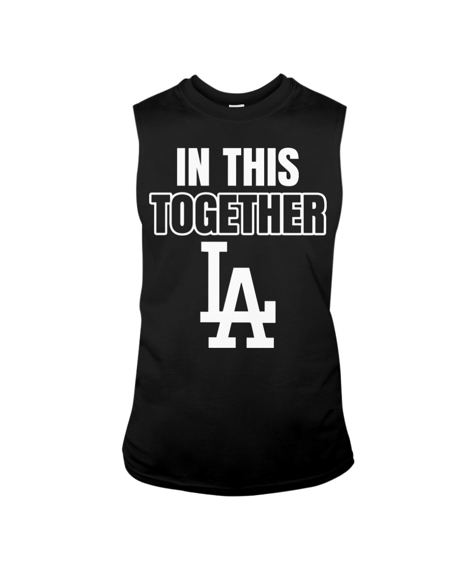 in this together baseball shirt Sleeveless Tee