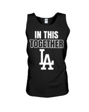 in this together baseball shirt Unisex Tank thumbnail