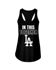 in this together baseball shirt Ladies Flowy Tank thumbnail