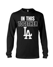 in this together baseball shirt Long Sleeve Tee tile