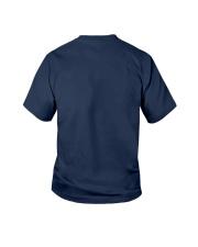 Straight outta first grade Quarantine 2020 shirt Youth T-Shirt back