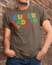 super daddio shirt Fathers day gift for dads Classic T-Shirt apparel-classic-tshirt-lifestyle-26