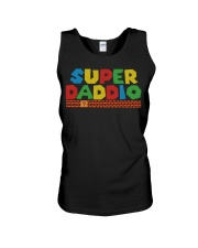 super daddio shirt Fathers day gift for dads Unisex Tank thumbnail