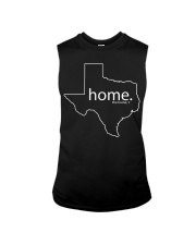 Home shirt Texas shark tank Shirt Sleeveless Tee thumbnail