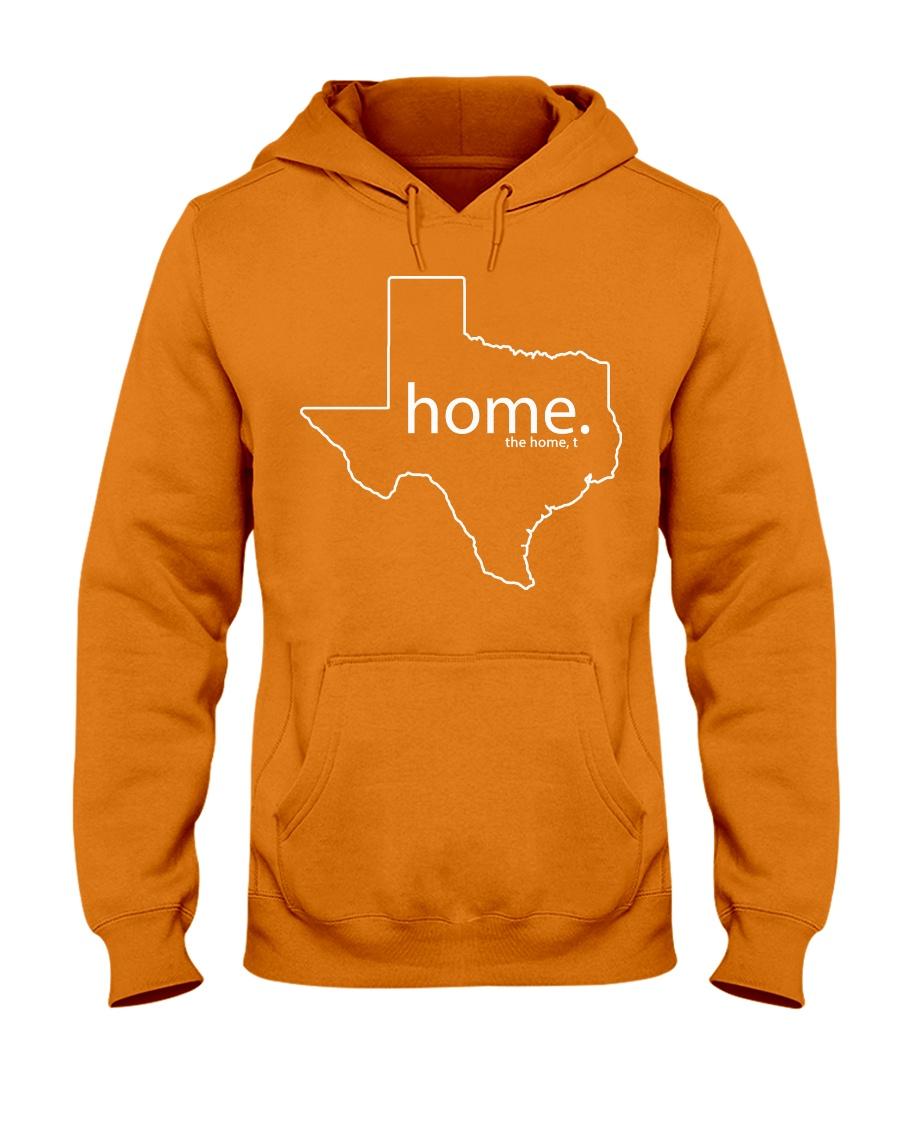 Home shirt Texas shark tank Shirt Hooded Sweatshirt