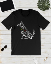 Best Friends Autism Classic T-Shirt lifestyle-mens-crewneck-front-17