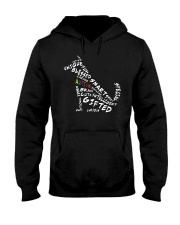 Best Friends Autism Hooded Sweatshirt thumbnail
