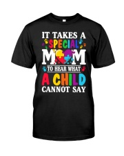 SPECIAL MOM Classic T-Shirt front