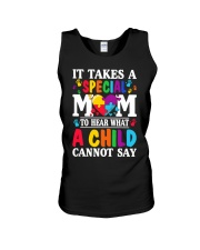SPECIAL MOM Unisex Tank thumbnail