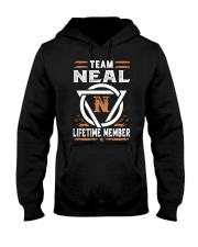 Neal Hooded Sweatshirt front