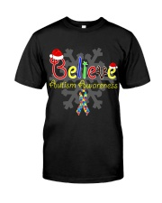 AUTISM AUTISM AUTISM AUTISM AUTISM  Classic T-Shirt front