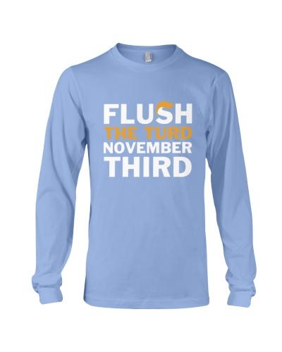 Flush The Turd November Third