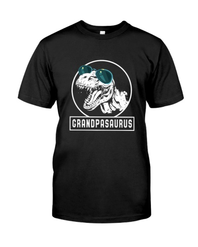 Grandpasaurus Grandpa Birthday Dinosaur Lover Gift