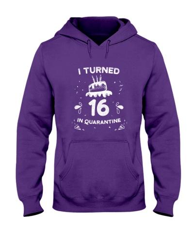 i Turned 16 on Quarantine 16th Birthday Gift idea