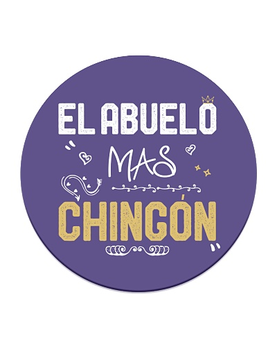 El Abuelo Mas Chingon T-Shirt