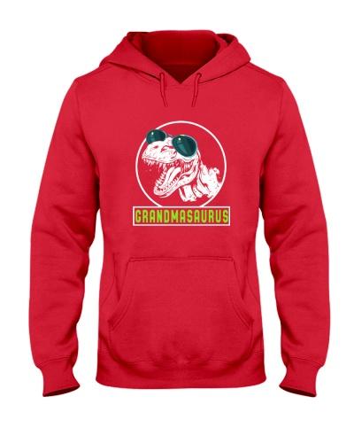 Grandmasaurus Grandma Birthday Dinosaur Lover Gift