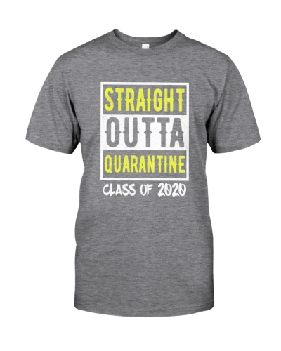 Straight Outta Quarantine Class of 2020 Gift idea