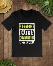Straight Outta Quarantine Class of 2020 Gift idea Classic T-Shirt lifestyle-mens-crewneck-front-18