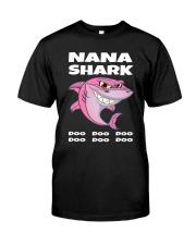 Nana Shark Classic T-Shirt thumbnail