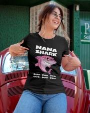 Nana Shark Ladies T-Shirt apparel-ladies-t-shirt-lifestyle-01