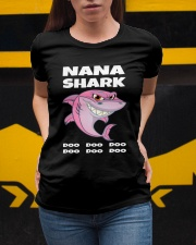 Nana Shark Ladies T-Shirt apparel-ladies-t-shirt-lifestyle-04