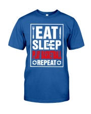Eat Sleep Play Basketball Repeat Shirt Classic T-Shirt thumbnail