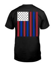 Thin Red Line Classic T-Shirt thumbnail
