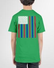 Thin Red Line Youth T-Shirt garment-youth-tshirt-back-01