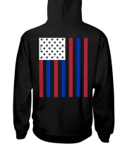 Thin Red Line Hooded Sweatshirt thumbnail