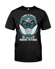 Marine Veteran T Shirts Premium Fit Mens Tee thumbnail