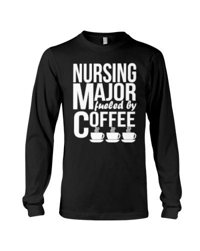 Nursing Major Fueled By Coffee