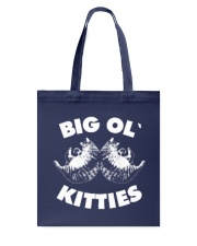 Big OL Kitties Tote Bag thumbnail