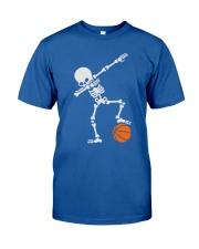 Skeleton Football Basketball Hoodie Classic T-Shirt thumbnail