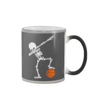 Skeleton Football Basketball Hoodie Color Changing Mug thumbnail