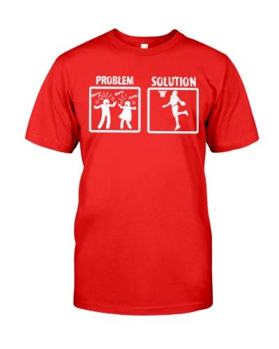Basketball Solution T Shirt